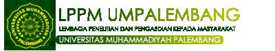 LPPM Universitas Muhammadiyah Palembang
